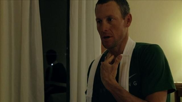 News video: Exclusive: Deleted Scene From 'The Armstrong Lie'